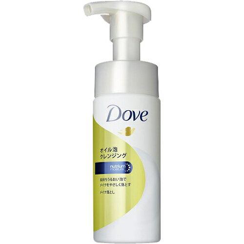 《ユニリーバ》 Dove ダヴ オイル泡クレンジング (135mL)