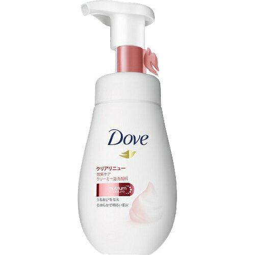 《ユニリーバ》 Dove ダヴ クリアリニュー クリーミー泡洗顔料 (160mL)
