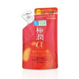 《ロート製薬》 肌ラボ 極潤α ハリ化粧水 しっとりタイプ つめかえ用 170ml