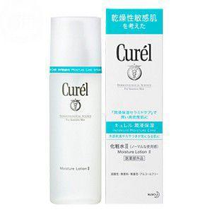 《花王》 Curel(キュレル) 化粧水 II しっとり 150ml 【医薬部外品】
