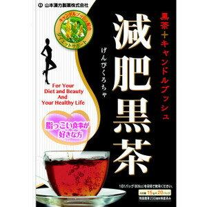 《山本漢方製薬》 減肥黒茶 ティーバッグ (15g×20包)