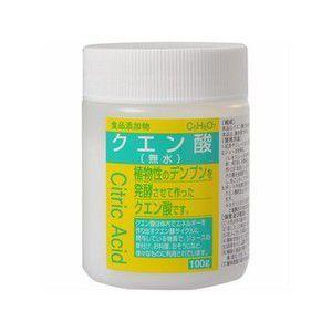 《大洋製薬》 食品添加物 クエン酸 (100g)