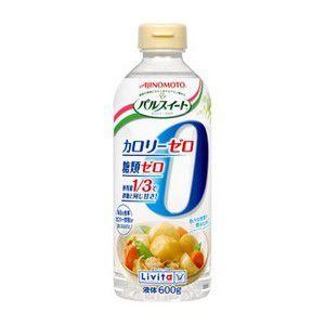 《大正製薬》 リビタ パルスイート カロリーゼロ 液体タイプ 600g (低カロリー甘味料)