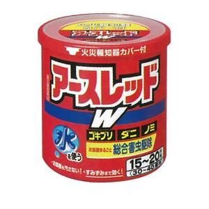 【第2類医薬品】《アース製薬》 アースレッドW 30〜40畳用 50g (総合害虫駆除)