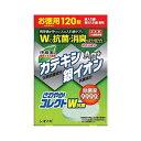 《シオノギ》 さわやかコレクト W抗菌 120錠 (入れ歯洗浄剤)