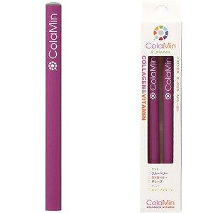 《サプライズ》 Colamin コラミン 電子タバコ ブルーベリー 2本