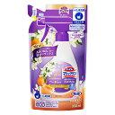 【花王】トイレマジックリン 消臭・洗浄スプレーAROMA(アロマ) ジャスミン&オレンジの香り(350ml)詰替え用