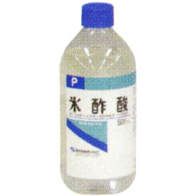 氷酢酸 500ml