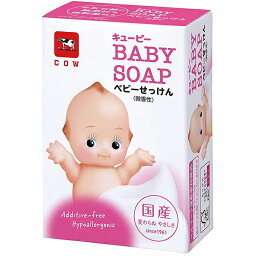 1 嬰兒牛奶香皂 Co 公司 kewpee 肥皂