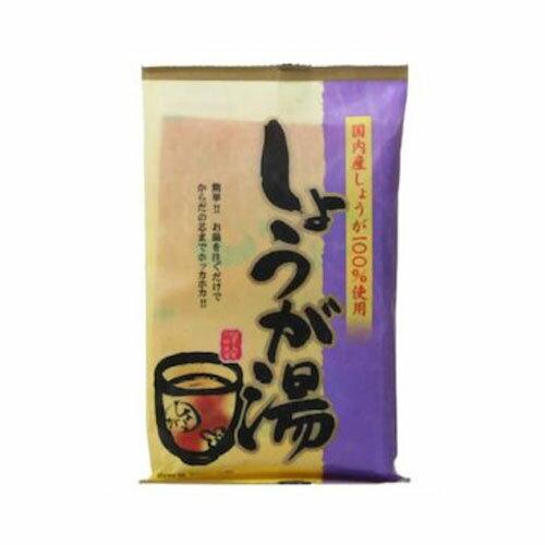 今岡製菓株式会社しょうが湯(和紙包装) 20g×6袋<国内産しょうが100%使用!!>【ドラッグピュア楽天市場店】
