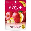 カバヤ食品株式会社ピュアラルグミ りんご(45g)×8個セット【ドラッグピュア楽天市場店】