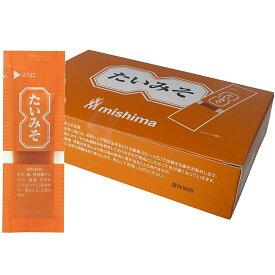 三島食品株式会社 たいみそ 8g×40袋g入<ペースト製品(佃煮/調味みそ)><鯛味噌>【ドラッグピュア楽天市場店】