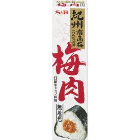 エスビー食品株式会社梅肉(無着色) 40g×10個セット【ドラッグピュア楽天市場店】【RCP】【■■】
