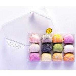 【クール便(冷凍)】【送料無料】大鳳餃子 マカロン餃子ギフトセット 12個入り(ポテト(2個)、チーズ(2個)、キムチ(2個)、梅、ゆず、たけのこ、イカスミ、紫蘇、すじの9つの味を楽しめま