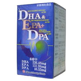 【本日楽天ポイント5倍相当】ミナミヘルシーフーズ『DHA&EPA+DPA  120粒』(ご注文後のキャンセルは出来ません)(商品発送までにお時間がかかる場合がございます)【ドラッグピュア楽天市場店】【RCP】【北海道・沖縄は別途送料必要】