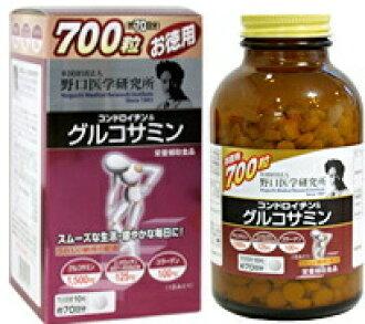 现在只有优惠券在 100 日元 OFF ★ 8 / 26 周二 0: 00-8 / 30 23:59 野口医学研究所、 硫酸软骨素和氨基葡萄糖 700