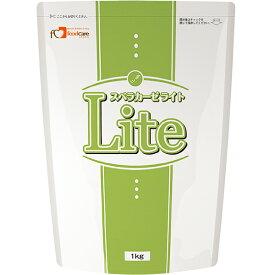 【本日楽天ポイント5倍相当】株式会社フードケアスベラカーゼライト1kg【JAPITALFOODS】