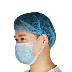 防護キャップ 1袋 (100枚) スリーアールソリューション 感染予防