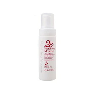 2 e (due) cleansing mousse 120ml×3 pieces