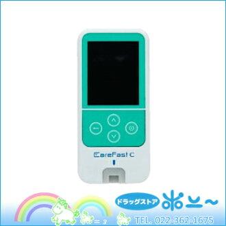 血葡萄糖测量仪器 nipro 血液关心快速 C 绿色