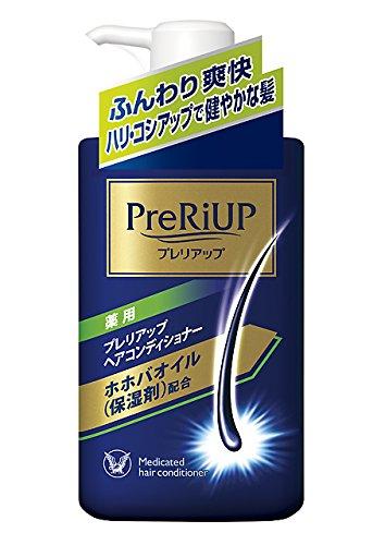 プレリアップ 薬用 ヘアコンディショナー 400g【4987306061675】