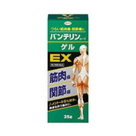 【第2類医薬品】バンテリンコーワ ゲルEX 35g【4987067213009】(セルフメディケーション税制対象)