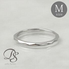 プラチナ リング レディース ピンキーリング Pt950 platinum 指輪 レディース ゴールド リング 誕生日 プレゼント 贈り物 妻 彼女 ペアリング 結婚指輪0号 1号 2号 3号 4号 5号 カットデザイン(M) 送料無料 DEVAS ディーヴァス