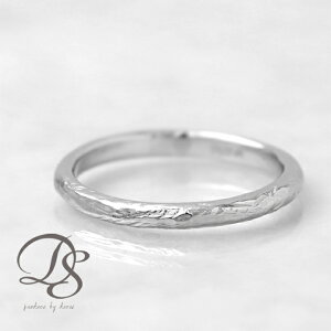 プラチナ リング レディース Pt950 platinum 指輪 レディース オシャレ メンズ リング ダメージ風 シンプル 1号 2号 3号 4号 5号 ring誕生日 プレゼント 贈り物 ペアリング 結婚指輪DEVAS ディーヴァス