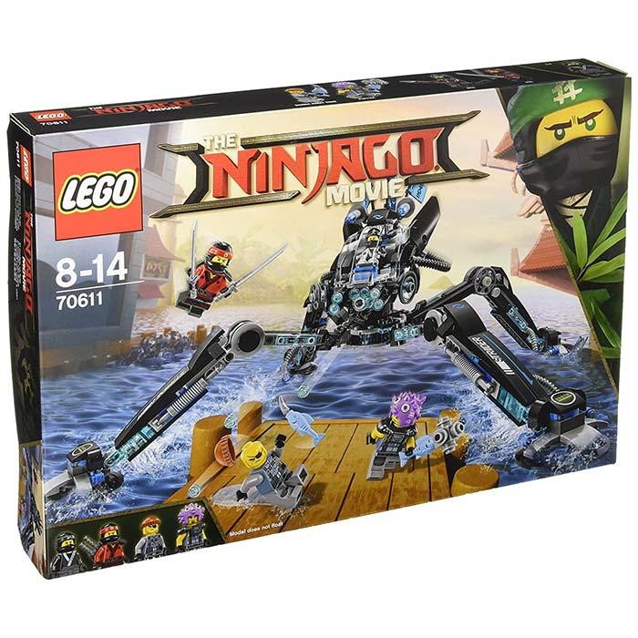 レゴ ニンジャゴー ニャーのウォーター・ストライダー 70611 LEGO 8歳から