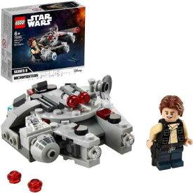 レゴ(LEGO) スター・ウォーズ ミレニアム・ファルコン(TM) マイクロファイター 75295 6才から