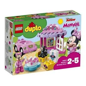 レゴ(LEGO)デュプロ ミニーのお誕生日パーティー 10873 2才から