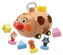 アンパンマン やわらかアンパンマン号パズル <ジョイパレット>知育玩具 ブロック プレゼント 誕生日