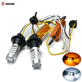 【全国送料無料】ハスラー MR31S MR41S LED ウインカーポジション T20 T20ピンチ部違い ウインカーポジションキット ホワイト アンバー ステルス LEDウインカー ポジションランプ 白色 橙色 左右セット