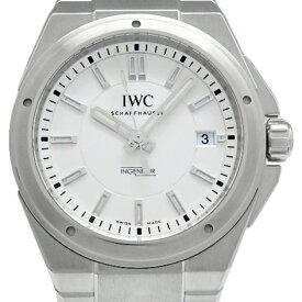 【DS KATOU】 IWC インジュニア オートマティック IW323904 メンズ オートマ シルバー文字盤  【中古】