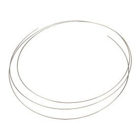 フレットワイヤー マンドリン/バンジョー/ダルシマー用 8フィート 1.5mm 白銅製 シルバー
