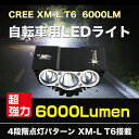 Cree 6000lm01 black