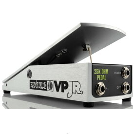 【DT】ERNIE BALL #6181 VP Jr 25K Volume Pedal for Active アクティブ用ボリュームペダル