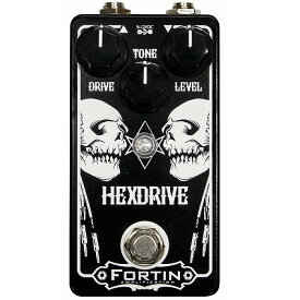 【DT】Fortin Amplification HEXDRIVE オーバードライブ/ブースター