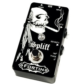 【DT】Fortin Amplification SPLIFF 3アウト スプリッター
