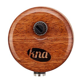 【DT】KNA UP-2 アコースティック楽器用 パッシブタイプ ピエゾ ピックアップ Universal Piezo Pick-up with Volume Control Maho Cap
