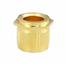 SCUD ペグ用コンバージョンブッシュ ヘックス型 ゴールド 6個 BU-CBHG