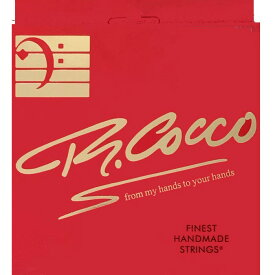 【DT】R.Cocco RC4F(S) Senior Stainless Bass Strings 045-100 リチャード ココ ベース弦