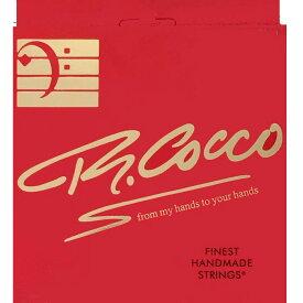【DT】5弦用 R.Cocco RC5CW(N) Senior Nickel Bass 5-Strings 045-130 リチャード ココ ベース弦