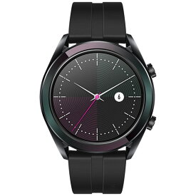 HUAWEI 55023796 スマートウォッチ Watch GT 42mm Black (WATCHGT42MMBK)