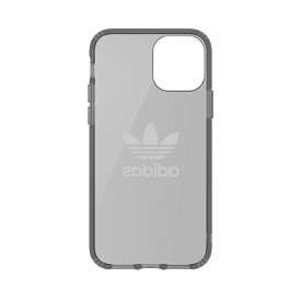 アディダス adidas iPhone 11 Pro 5.8インチ OR Protective Clear Case Big Logo black 36411