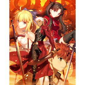 【2020/01/22発売予定】 SME Fate/stay night [Unlimited Blade Works] Blu-ray Disc Box Standard Edition 【通常盤】BD ◆先着予約特典「ポストカード11枚セット」