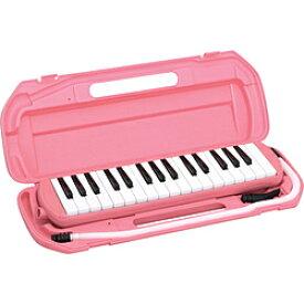 キクタニ KIKUTANI 鍵盤ハーモニカ「メロディメイト」MM-32-PIK MM32PIK