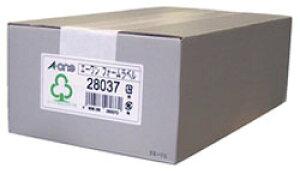 エーワン 28037 (コンピュータフォームラベル/荷札/5.5インチ幅/4面) 28037