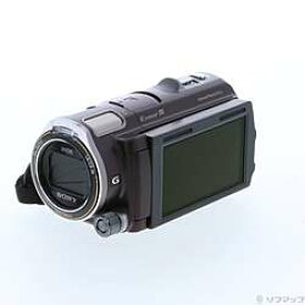 【中古】SONY(ソニー) HDR-CX560V T (64GB/ボルドーブラウン)【291-ud】