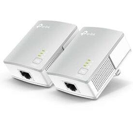 TPLINK AV600 PLCスターターキット TL-PA4010 KIT TLPA4010KIT